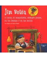 Jim Botón y Lucas, el maquinista, siempre juntos en las buenas y en las malas