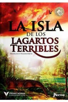 La isla de los lagartos terribles