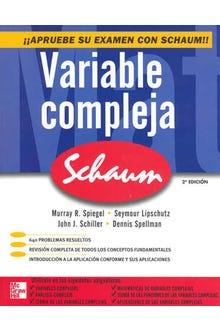 Variable compleja serie Schaum