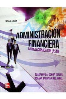Administración financiera correlacionado