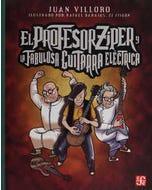 El profesor Ziper y la fabulosa guitarra eléctrica