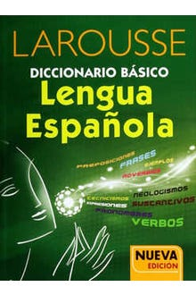 Larousse diccionario básico de la lengua española