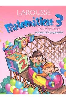 Matemáticas 3 libro de actividades de acuerdo al programa oficial