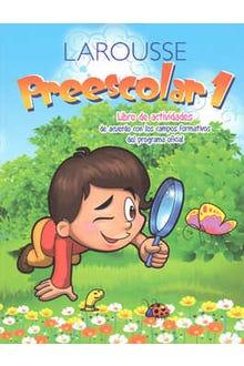Preescolar 1 libro de actividades