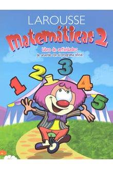 Matemáticas 2 libro de actividades