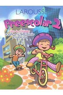 Preescolar 2 libro de actividades
