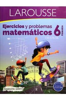 Ejercicios y problemas matemáticos 6