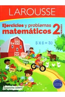 Ejercicios y problemas matemáticos 2