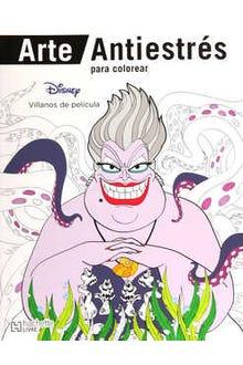 Disney Villanos de película