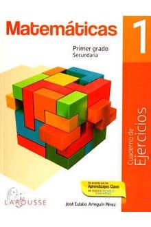 Matemáticas 1 cuaderno de ejercicios