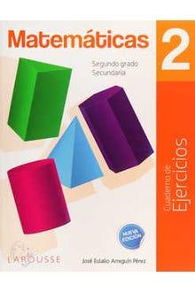 Matemáticas 2 Cuaderno de Ejercicios