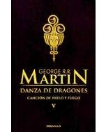 Danza de dragones : Canción de hielo y fuego 5