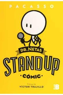 Dr. Netas: Stand Up Cómic