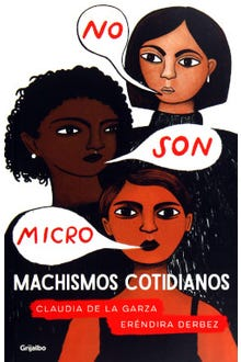 No son micro: Machismos cotidianos