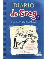 Diario de Greg 2 : La ley de Rodrick (Nueva edición, rústica)