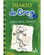 Diario de Greg 3 : ¡Esto es el colmo!