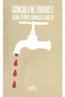 AGUA PERRO CABALLO CABEZA