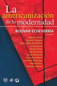 La americanización de la modernidad