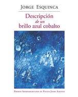 Descripción de un brillo azul cobalto