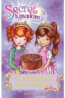 Secret Kingdom 8: La panadería de los dulces