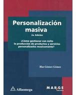 PERSONALIZACION MASIVA