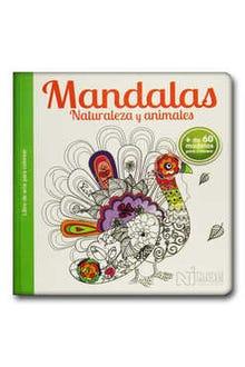 MANDALAS NATURALEZA Y ANIMALES