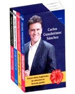 CARLOS CUAUTÉMOC SÁNCHEZ COLECCIÓN POCKET C/4 LIBROS