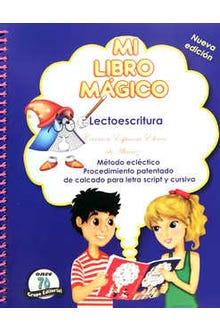 Mi libro mágico lectoescritura