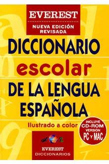 Diccionario Escolar de la Lengua Española Ilustrado a Color
