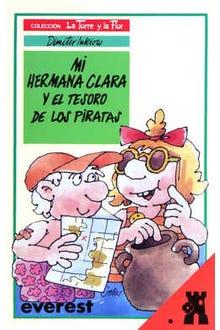MI HERMANA CLARA Y EL TESORO DE LOS PIRATAS