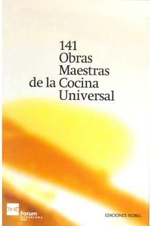 141 OBRAS MAESTRAS DE LA COCINA UNIVERSAL