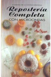 REPOSTERIA COMPLETA CON MICROONDAS