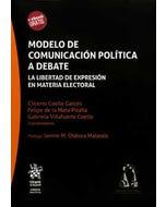 Modelo de Comunicación Política a Debate + ebook