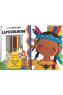 EL TALLER INFANTIL LAPICES LOCOS