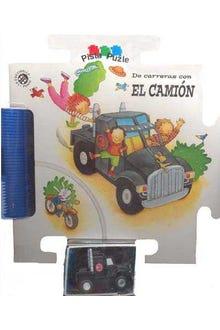 DE CARRERAS CON EL CAMION