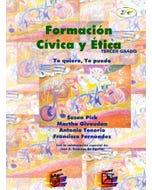 FORMACION CIVICA Y ETICA 3 YO QUIERO YO PUEDO SECUNDARIA