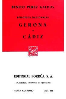 Episodios nacionales: Gerona - Cádiz