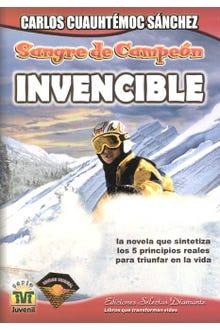 SANGRE DE CAMPEON INVENCIBLE