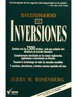 DICCIONARIO DE INVERSIONES