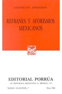 Refranes y aforismos mexicanos