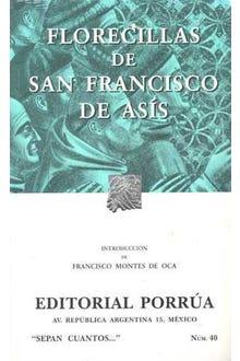 Florecillas de San Francisco de Asís