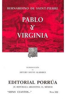 Pablo y Virginia