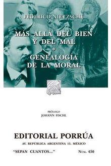 Más allá del bien y del mal · Genealogía de la moral
