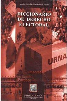 Diccionario de derecho electoral