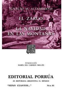 El Zarco · La navidad en las montañas