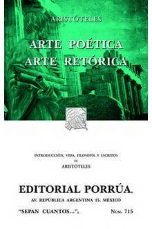 Arte poética · Arte retórica
