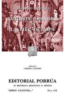 Eugenia Grandet · La piel de Zapa