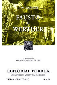 Fausto - Werther