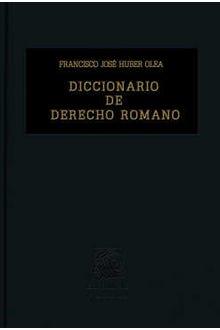 Diccionario de Derecho Romano