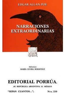 Narraciones extraordinarias · Aventuras de Arturo Gordon Pym · El cuervo